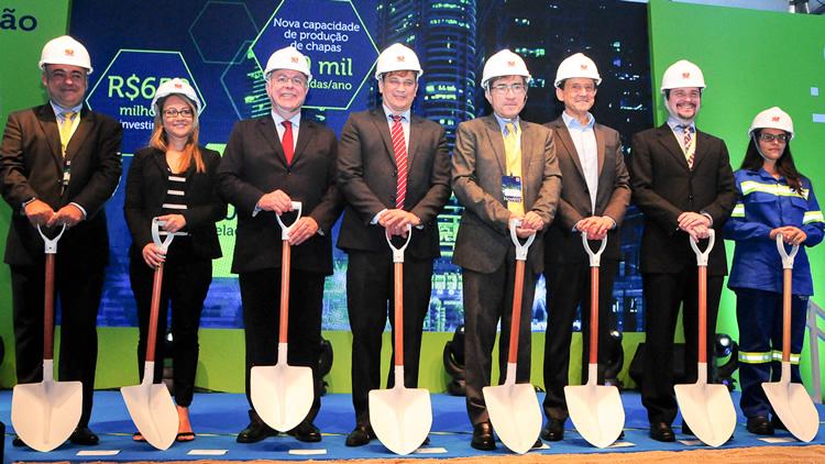 Novelis inicia projeto de expansão e a construção de um terminal ferroviário na fábrica de Pindamonhangaba