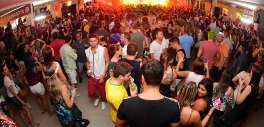 Mais de 30 mil foliões passaram pelo Clube de Campo Santa Rita