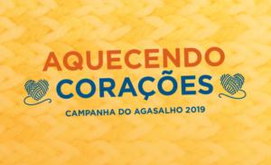 Linha 4-Amarela recebe doações para a Campanha do Agasalho 2019