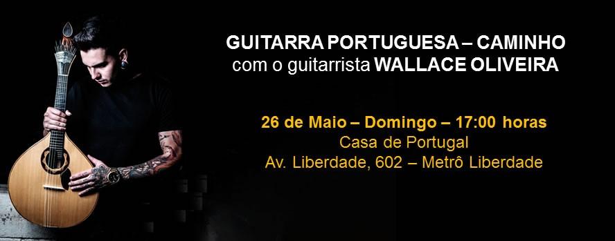 NESTE DOMINGO: SHOW DE GUITARRA PORTUGUESA AJUDA 1.000 CRIANÇAS E JOVENS DA ZONA SUL DE SP