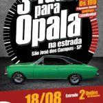 Shopping Jardim Oriente terá exposição de Opala e Caravan neste domingo