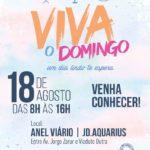 """Anel Viário no domingo vai virar um novo espaço de lazer, """"Viva o Domingo, São José""""!"""