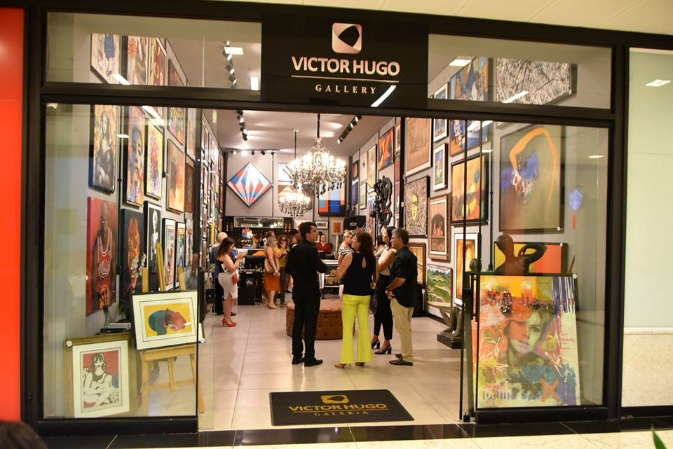 Galeria Victor Hugo vai ter espaço para arte durante o Vale Music Fest