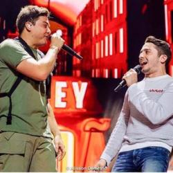 Jonas Esticado se apresenta em Lisboa e divide palco com grandes nomes da música