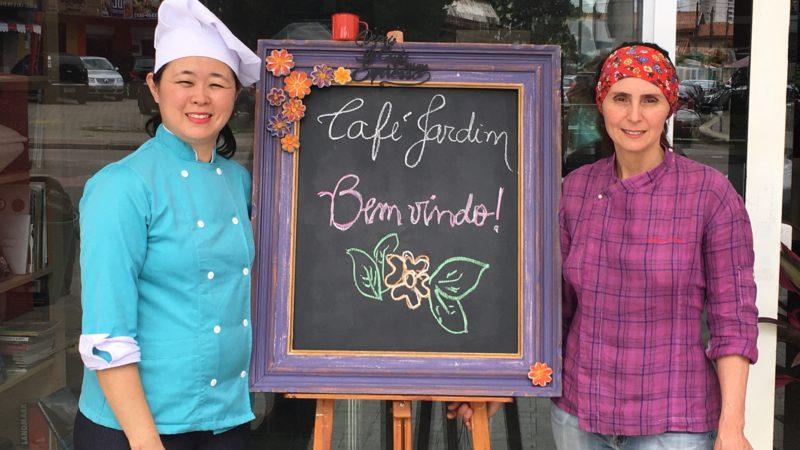 Café Jardim une Gastronomia e Conversação Francesa em São José dos Campos