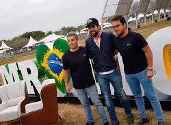 Fernando & Sorocaba  apresentam com o novo show # ISSO É CHURRASCO