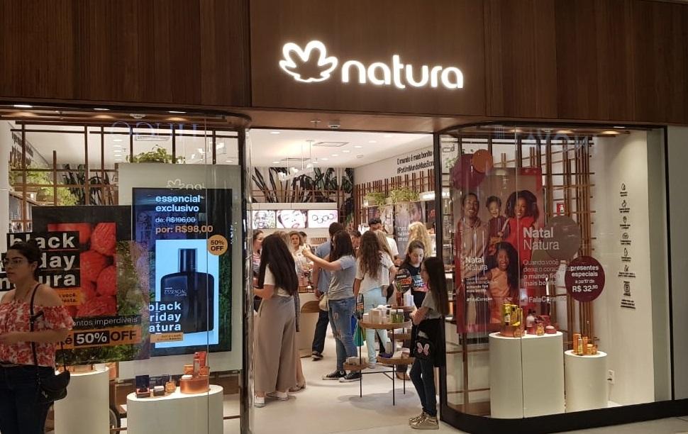 Natura inaugura primeira loja própria em São José dos Campos
