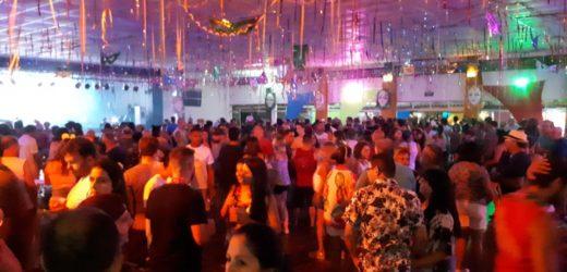 Dvulga Promoções e Eventos assume mais um  ano a organização do Carnaval  Clube Recreativo Jequitibá em Caçapava
