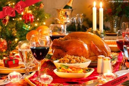 O fim de ano está chegando e junto dele as festas, férias e muita comida!
