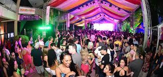 Clube de Campo Santa Rita 'Abrem alas' para a folia do carnaval 2020  São mais de 13  atrações de 21 a 25 de fevereiro