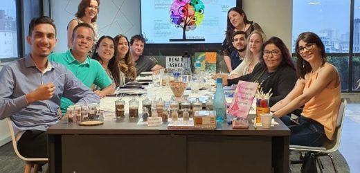 Raiz Latina  investe em Conhecimento em Perfumaria com Especialista Mundial