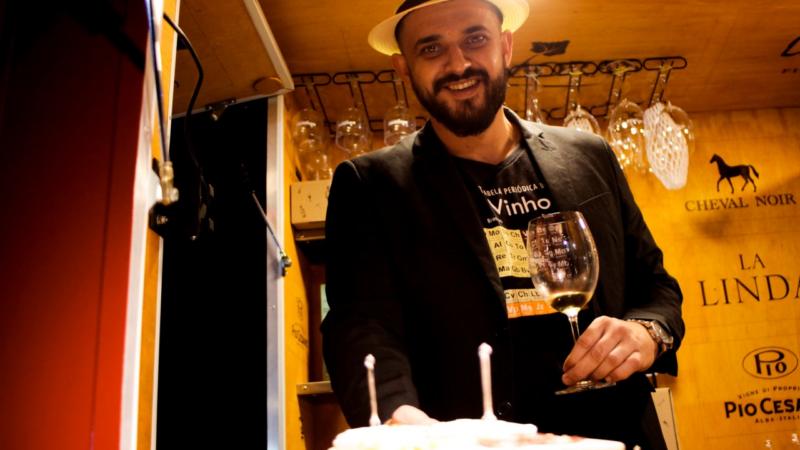 Franquia de Wine Bar Itinerante Chega Ao Mercado